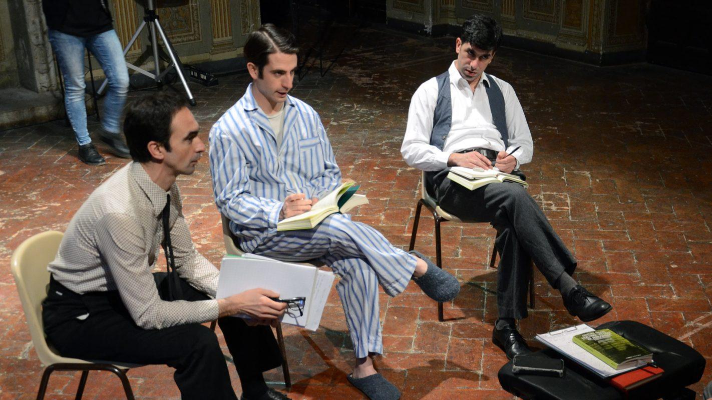 Teatro dell'Elce - SULLA MORALE NELL'ERA TECNOLOGICA