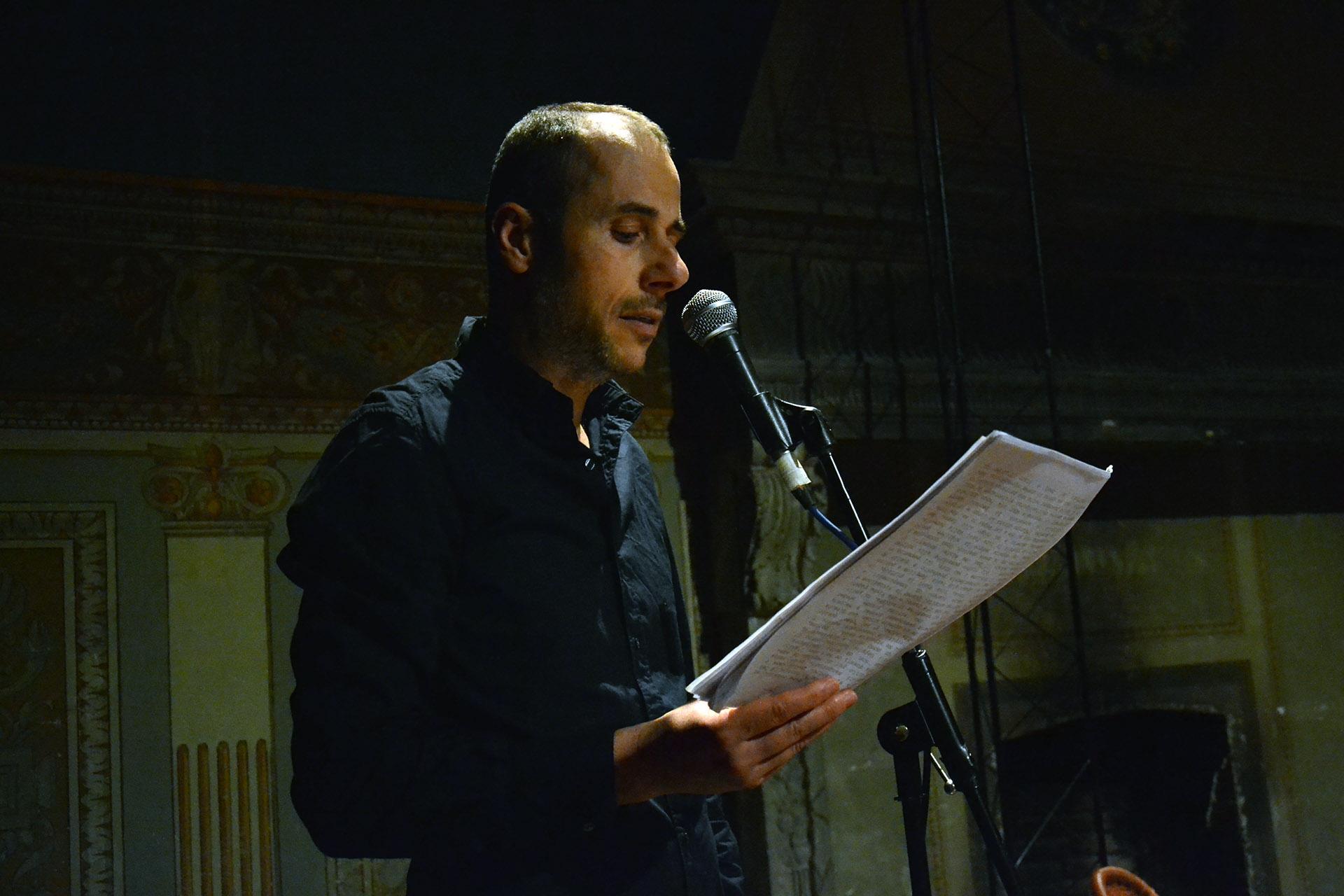 Armando Iovino, Isola Teatro - foto di Daniele Laorenza
