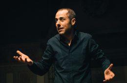 Armando Iovino, Isola Teatro – foto di Antonio Ficai