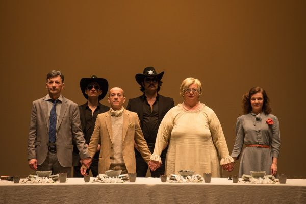 Belve-una scena dello spettacolo3-ph Duccio Burberi