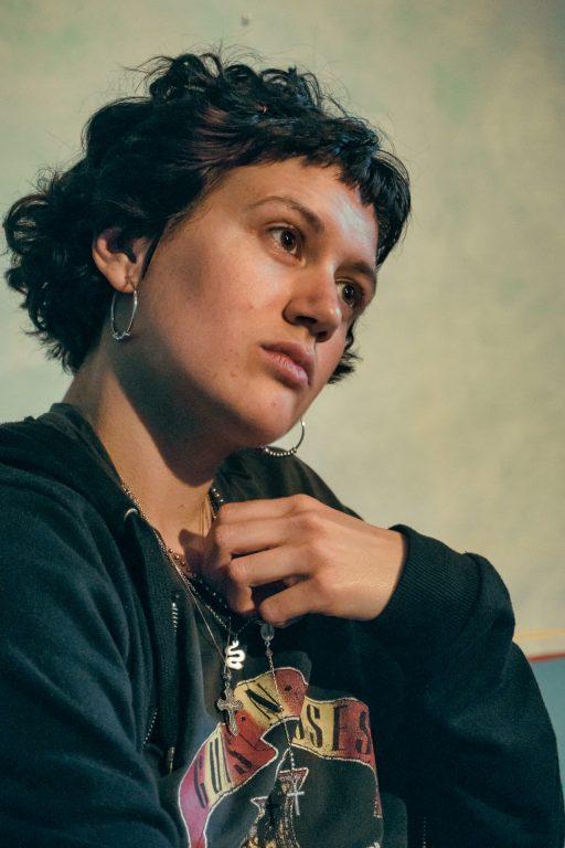Greta Francolini - foto di Antonio Ficai