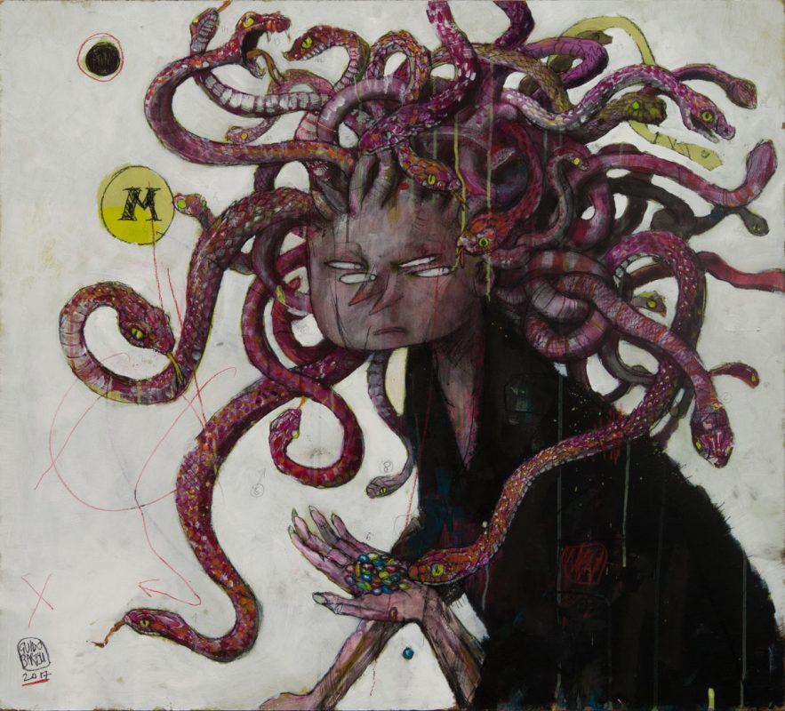 medusa guido bartoli