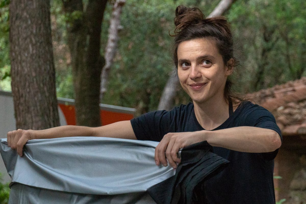 Annamaria Ajmone - Inequilibrio XXI - foto di Antonio Ficai