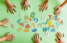 luca mori armunia alfabeto bambini