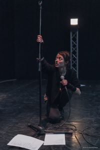 Elena De Carolis - foto di Antonio Ficai