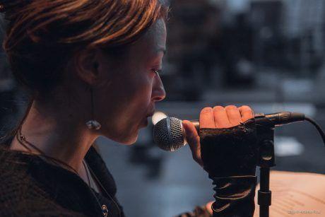 Elena De Carolis – foto di Antonio Ficai