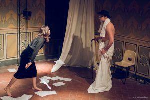 Gemma Carbone e Riccardo Festa - foto di Antonio Ficai
