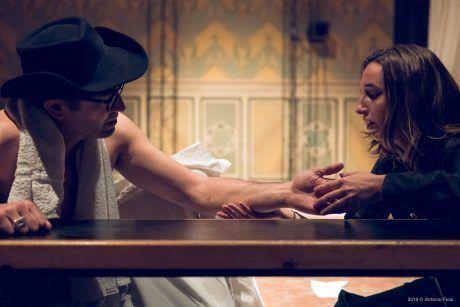Gemma Carbone e Riccardo Festa – foto di Antonio Ficai