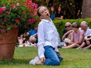 Cristina Kristal Rizzo - Armunia Inequilibrio 22 - Foto di Daniele Laorenza