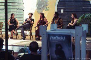Mostra Robert Lepage - Inequilibrio 22 - foto di Antonio Ficai