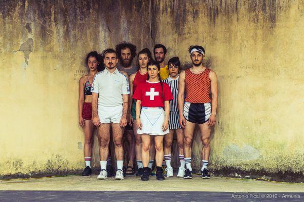 Collettivo Cinetico – Inequilibrio 22 – foto di Antonio Ficai