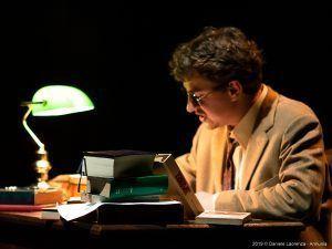 Riccardo Ricobello - La Contessa Fra i Sessi - Armunia Inequilibrio 22 - Foto di Daniele Laorenza
