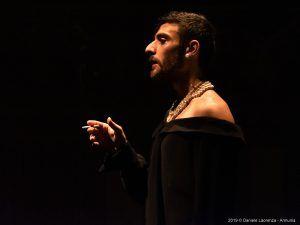 Eugenio Mastrandrea - La Contessa Fra i Sessi - Armunia Inequilibrio 22 - Foto di Daniele Laorenza