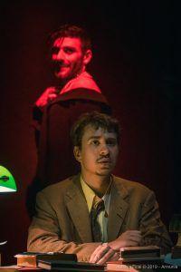 Eugenio Mastrandrea e Riccardo Ricobello - Inequilibrio 22 - foto di Antonio Ficai