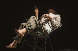 Marcello Sambati – Inequilibrio 22 – foto di Antonio Ficai