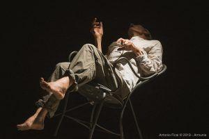 Marcello Sambati - Inequilibrio 22 - foto di Antonio Ficai