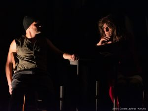 Milena Costanzo - Miserabili - Armunia Inequilibrio 22 - Foto di Daniele Laorenza