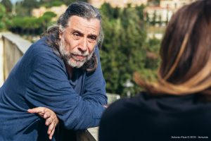 Claudio Morganti - foto di Antonio Ficai