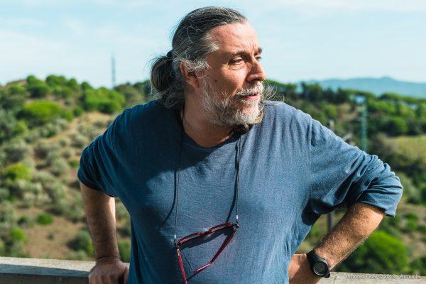 Claudio Morganti – foto di Antonio Ficai