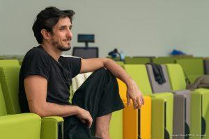 Davide Valrosso - foto di Antonio Ficai