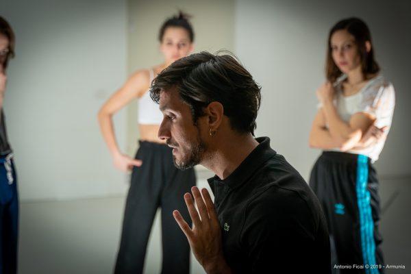 Davide Valrosso – foto di Antonio Ficai