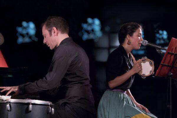Matteo Ramon Arevalos e Camilla Lopez