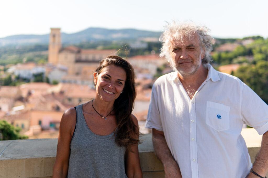 Angela Fumarola e Fabio Masi - Armunia 2020