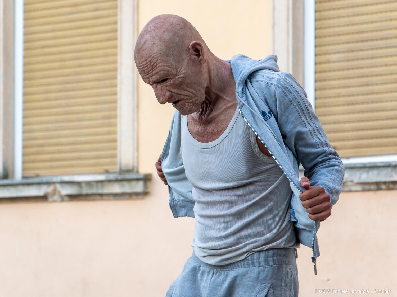 Carlo Massari - Inequilibio 2020 - Armunia - Foto di Daniele Laorenza
