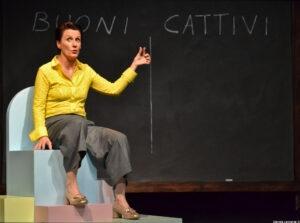 Antonella Questa - Infanzia Felice - Inequilibrio XXI Armunia - foto di Daniele Laorenza