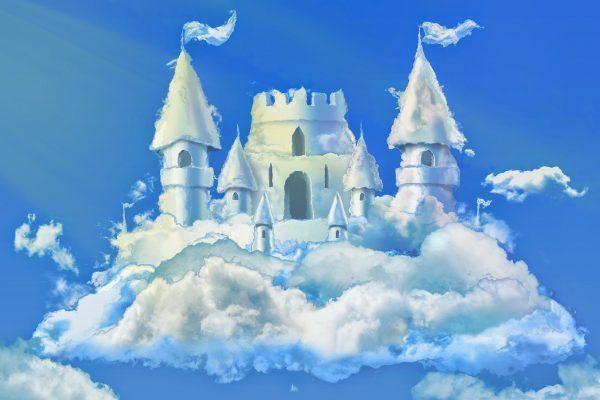 castelli per aria