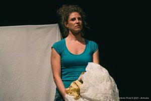 Carmen Giordano - Pezzo a pezzo - foto di Antonio Ficai