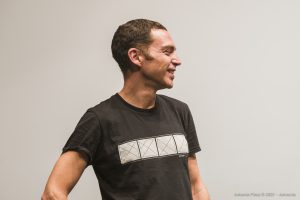 Marco Valerio Amico - Gruppo Nanou - foto di Antonio Ficai