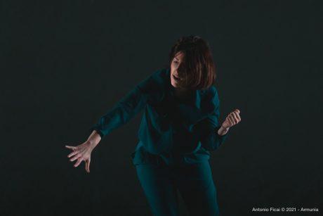 Martina Gambardella – Error – Armunia – foto di Antonio Ficai
