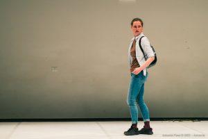 Elisa Pol - Walking Memories - Armunia - foto di Antonio Ficai