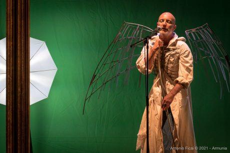 Roberto Latini – Inequilibrio 2021 – foto di Antonio Ficai -3
